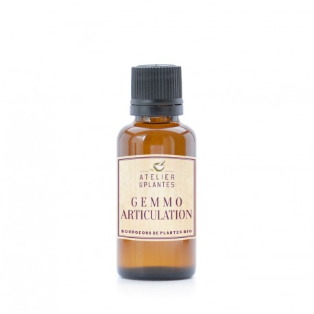 GEMMO  ARTICULATION BIO 30 ml